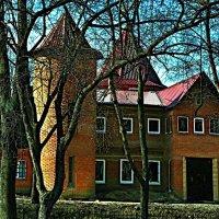 церковь Архангела Михаила :: Александр Корчемный