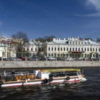 Шереметьевский дворец :: ник. петрович земцов
