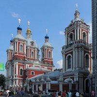 Церковь Климента, папы Римского (Спаса Преображения) :: Александр Качалин