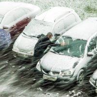 Зима нечаянно нагрянет ... :: Алексей Окунеев