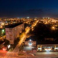 Город засыпает :: Alina Zakharova