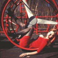 Falling in Red :: София Чаркина