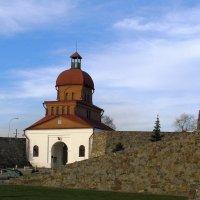 Кузнецкая крепость :: Нина северянка