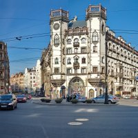 Самое красивое здание в Петербурге :: Anton Lavrentiev