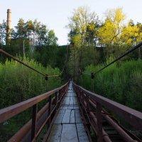Подвесной мост :: _NIGREDO_ _
