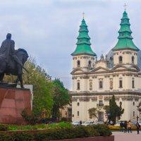 Архікатедральний Собор м. Тернопіль :: Рома фото Сучинський