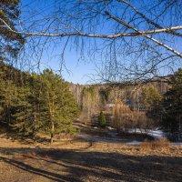 Весенний пейзаж :: Vadim Piottukh