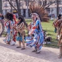 Индейцы в городе :) ... :: Дмитрий С