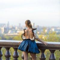 С Воробьёвых :: Андрей Шаронов