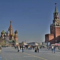 Красная площадь. :: Андрей Чиченин