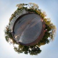 Дайте глобус мне Тюмени :: Alina Zakharova