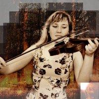 скрипачка :: A ZHADANA