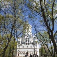 Церковь Усекновения Главы Иоанна Предтечи :: Андрей Шаронов