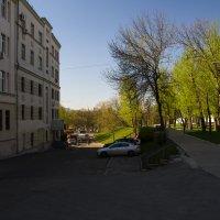прогулки по Москве :: Лариса *