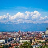 Вид на город :: Sonya Voloshyna