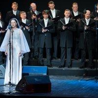 Концерт Хора Сретенского Монастыря :: Илья Шипилов