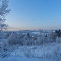 Была зима :: Наталья Левина