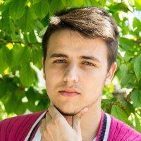 Portret :: Vorel Moldovanu