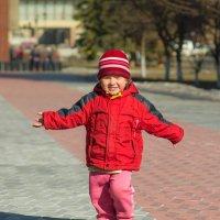 На прогулке :: Александр Шамов