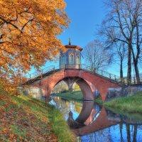 Осень в Царском селе :: Сергей Григорьев