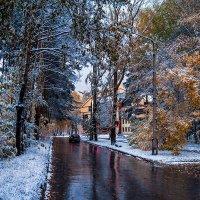 Первый снег :: Vadim Piottukh