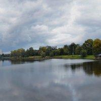 Надвигается дождь :: Валерий Антипов