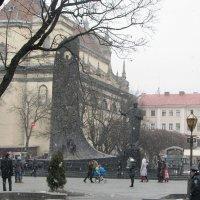 Снежит... :: Тарас Грушивский