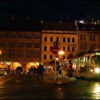 Ночной трамвай :: Елена Желнина