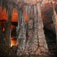 Пещера Меарат-Сорек :: ES