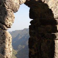 Вид на Храмский каньон. Монастырь Пиргебули :: Arusia Davrisheva