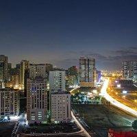 Огни ночного города :: Kogint Анатолий