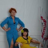 "Фотосессия"" Две сестренки"" :: Aleksey Litkin"
