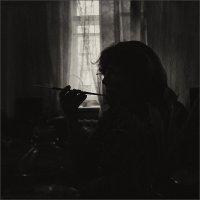 Портрет дамы с мундштуком :: Станислав Лебединский