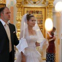 Венчание :: Нина и Валерий Андрияновы