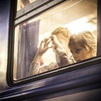 Расставашки- всегда прощаньице :: Артем Otlyakov