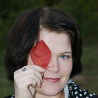 осень в глазах :: ольга березовская
