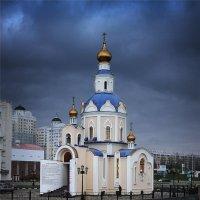 церковь :: Наталья Долженко