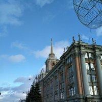 Администрация города Екатеринбурга :: Сергей Журов