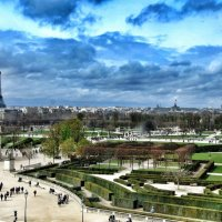 Увидеть Париж ... :: Vadim Zharkov