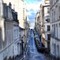 улочки Парижа :: Vadim Zharkov