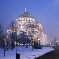 Храм С.Савы Белград Сербия :: Vadim Zharkov