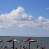 фото Сочинский пляж :: Олег Д