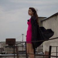 На крыше дома моего) :: Анжелика Нестеренко
