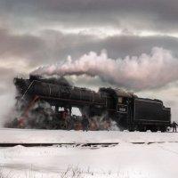 Вторая полярная... :: Борис Соломатин