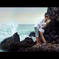 любовь и шторм :: Мария Майданова