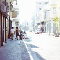 Прогулки по Тель-Авиву :: Ирина Якобсон