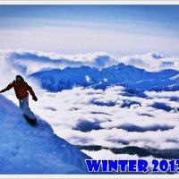 Зима............ :: Татьяна Васильева