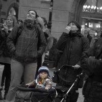 В большом городе :: Александра Губина