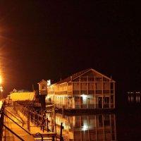 Вечерняя набережная Кинешмы :: Елизавета Ханаева