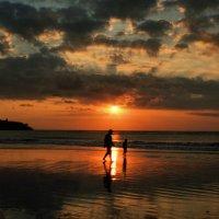 Закат на Бали :: Ксения Богомазова